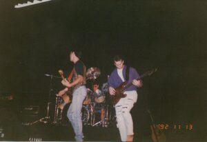 My first Concert
