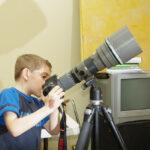 tamrom 300mm manual lens