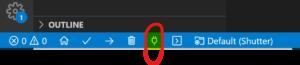 PlatformIO Serial Monitor Icon