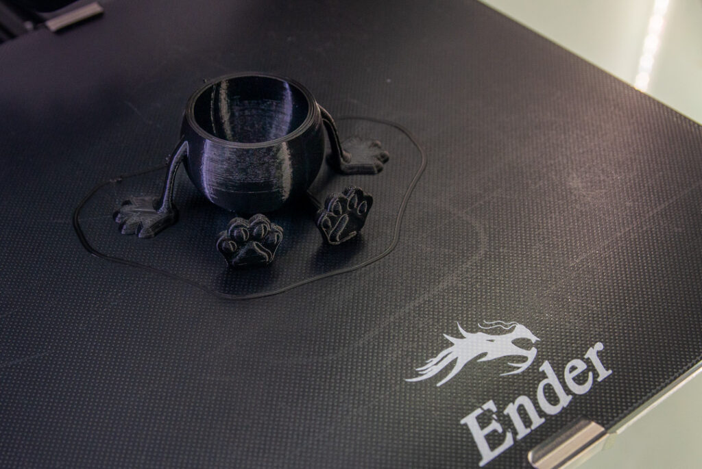 3D Printed Plant Holder